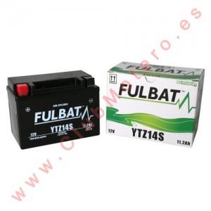 Batería Fulbat YTZ14S
