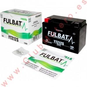 Batería Fulbat YTZ12S