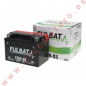 Batería Fulbat YTX9-BS