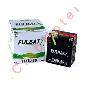Batería Fulbat YTX7L-BS