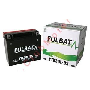 Batería Fulbat YTX20L-BS