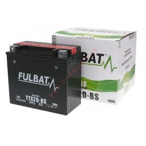 Batería Fulbat YTX20-BS