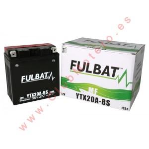 Batería Fulbat YTX20A-BS