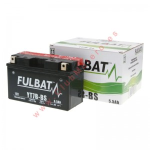 Batería Fulbat YT7B-BS