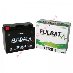 Batería Fulbat YT12B-4