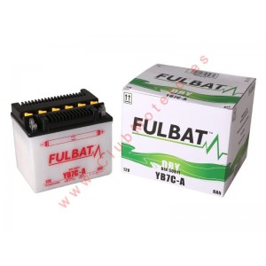 Batería Fulbat YB7C-A
