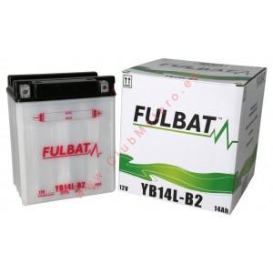 Batería Fulbat YB14L-B2