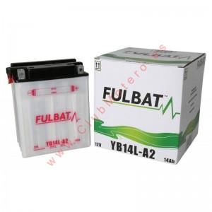 Batería Fulbat YB14L-A2