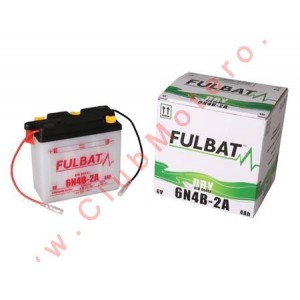 Batería Fulbat 6N4B-2A
