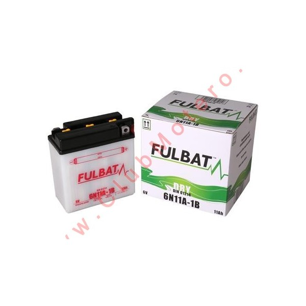 Batería Fulbat 6N11A-1B