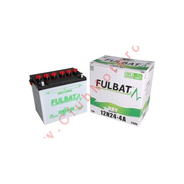 Batería Fulbat 12N24-4A