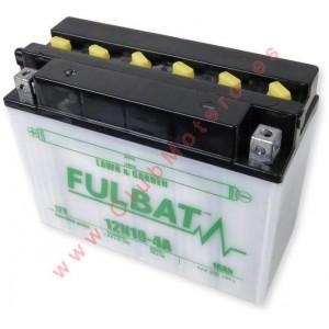 Batería Fulbat 12N18-4A