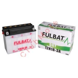 Batería Fulbat 12N18-3A