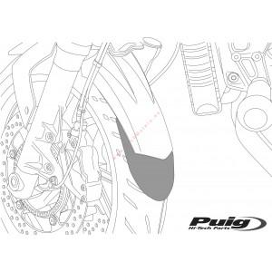 Faldón guardabarros delantero PUIG Z-900