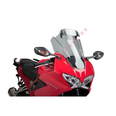 Cupula touring con visera Honda VFR800F (14-17)