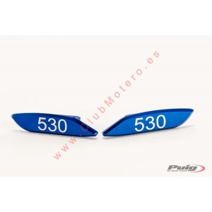 Juego tapitas base retrovisores PUIG Yamaha T-Max 530/SX/DX