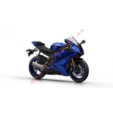 Malla antideslizante Triboseat para Yamaha YZF R6 (2017-2018)