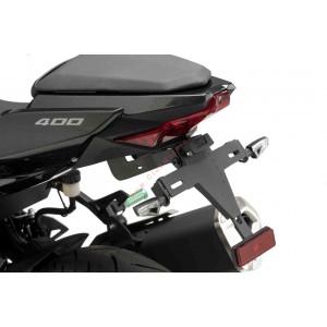 Portamatrículas PUIG Kawasaki Ninja 400