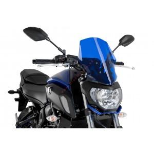 Cúpula Puig Naked New Generation Touring Yamaha MT-07 2018