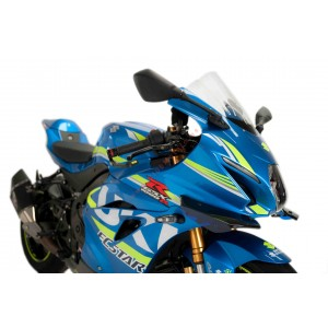Alerón lateral Downforce PUIG Suzuki GSX-R1000 2017