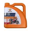 Aceite Motor 4T Repsol Sintetico Moto 10W/40 4 litros