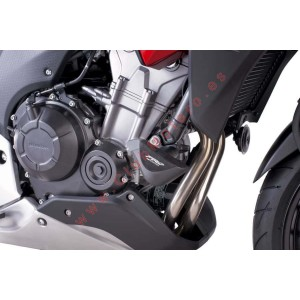 Protectores de motor PRO PUIG Honda CB500F / CB500X ( 2013 - 2017 ) /