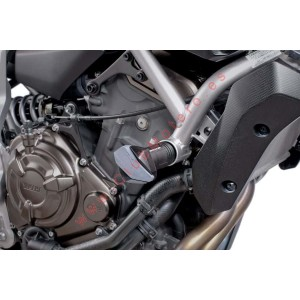 Protectores de motor R12 PUIG Yamaha MT-07 ( 2014 -2017 )