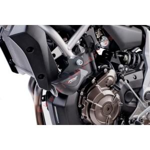 Protectores de motor PRO PUIG Yamaha MT-07 ( 2014 - 2017 ) / MT-07 Tracer ( 2016 - 2017)