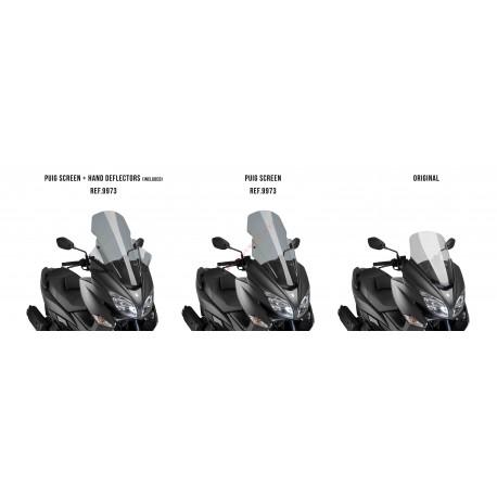 Cúpula Puig V-Tech Line Touring Suzuki Burgman 400 2017