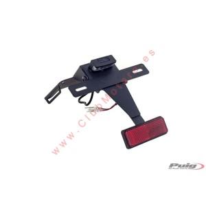 Portamatrículas PUIG Suzuki GSX-R600