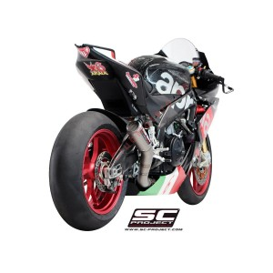 Escape SC Project CR-T para Aprilia RSV4 2015 - 2016 - RF - RR