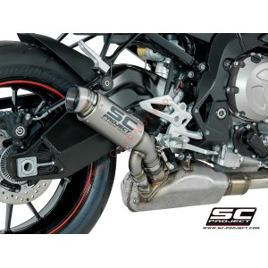 Escape SC Project GP70-R para BMW S 1000 R (2017 - 2018)
