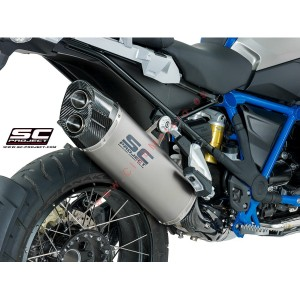 Escape SC Project Adventure para BMW R 1200 GS (2017 - 2018)