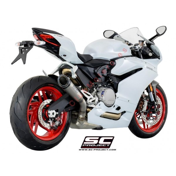 Escape SC Project S1 para DUCATI PANIGALE 959 (2016 - 2018)