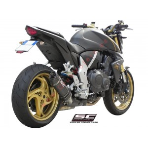 Escape SC Project Oval para HONDA CB 1000 R (2011 - 2017)