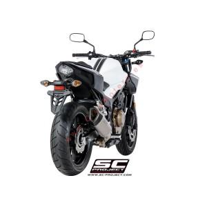 Escape SC Project SC1-R para HONDA CB 500 (2017 - 2018) - X - F