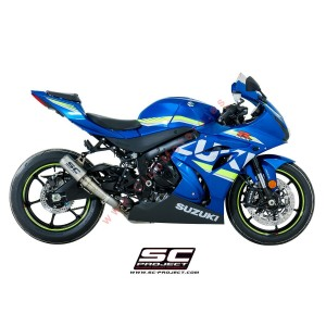 Escape SC Project CR-T para SUZUKI GSX-R 1000 (2017 - 2018)