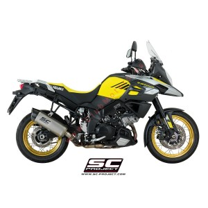 Escape SC Project Adventure para SUZUKI V-STROM 1000 (2017 - 2018)