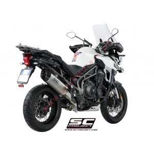 Escape SC Project Adventure para TRIUMPH TIGER EXPLORER (2016 - 2017)