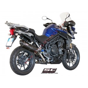 Escape SC Project Oval para TRIUMPH TIGER EXPLORER (2011 - 2015) - XC
