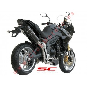 Escape SC Project Oval para TRIUMPH TIGER 1050 (2007 - 2012)