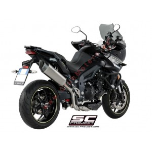 Escape SC Project SC1-R para TRIUMPH TIGER SPORT 1050 (2016 - 2018)