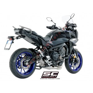 Escape SC Project completo 3-1 para YAMAHA TRACER 900 (2017 - 2019) - GT