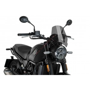 Cúpula Puig Naked New Generation Sport BENELLI LEONCINO 500 2018