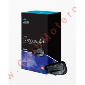 INTERCOMUNICADOR CARDO SCALA RIDER FREECOM 4+