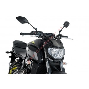 Cúpula Puig Naked New Generation Sport Plus YAMAHA MT-07 2018
