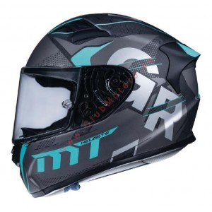 Casco MT KRE Snake Carbon...