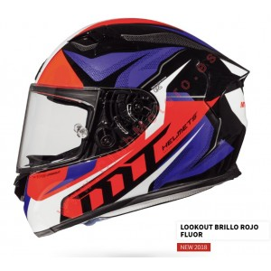 Casco MT KRE Lookout Gloss...