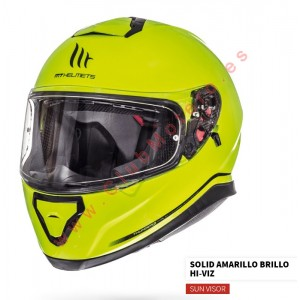 Casco MT THUNDER 3 SV...