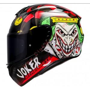 Casco MT Targo Joker Negro